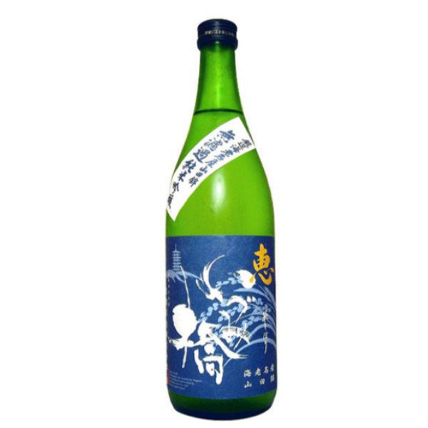 "IZUMIBASHI ""MEGUMI"" BLUE LABEL Junmai Ginjo 720ml / 1800ml"