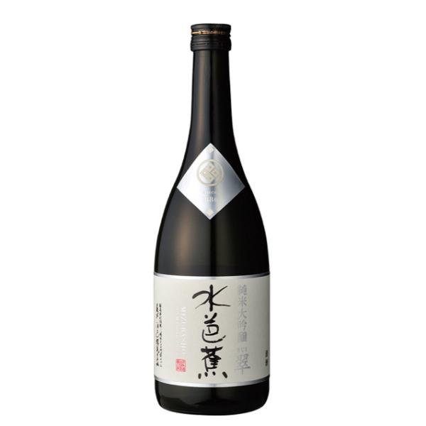 """NAGAI """"MIZUBASHO"""" SUI Junmai Dai Ginjo 720ml / 1800ml"""