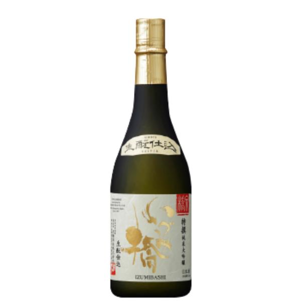 IZUMIBASHI Special Junmai Dai Ginjo 720ml