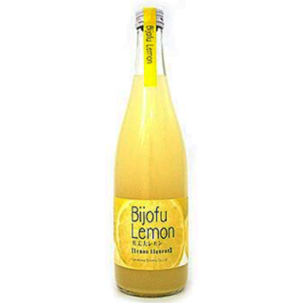 "HAMAKAWA ""BIJOFU LEMON"" Lemon Liqueur 7% 1800ml"