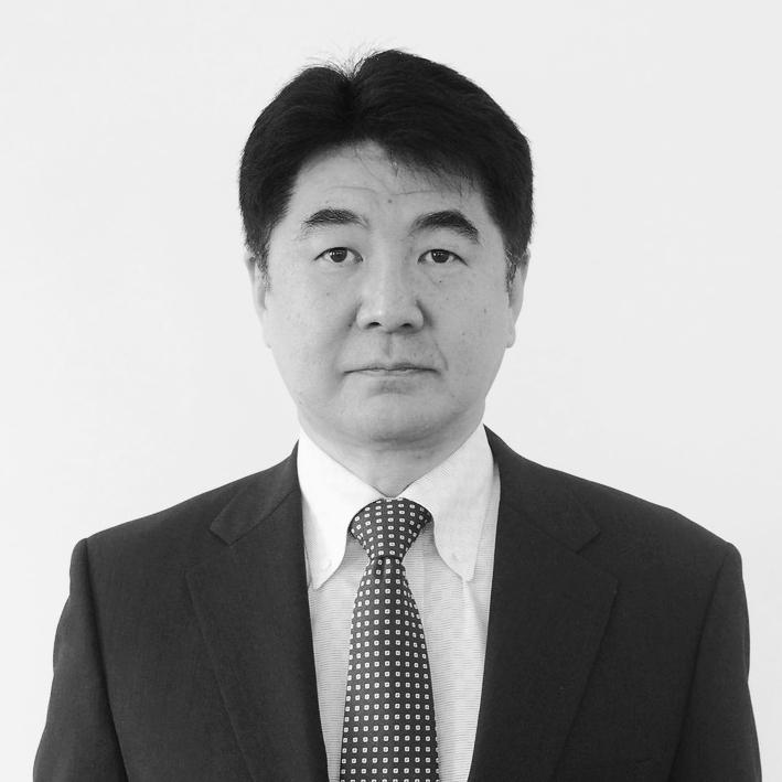 横森一輝 - 日本の代表取締役