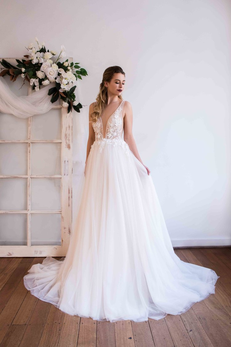 White Rose -
