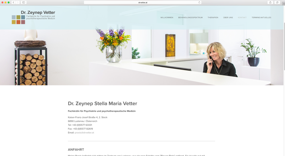 Dr. Zeynep Vetter