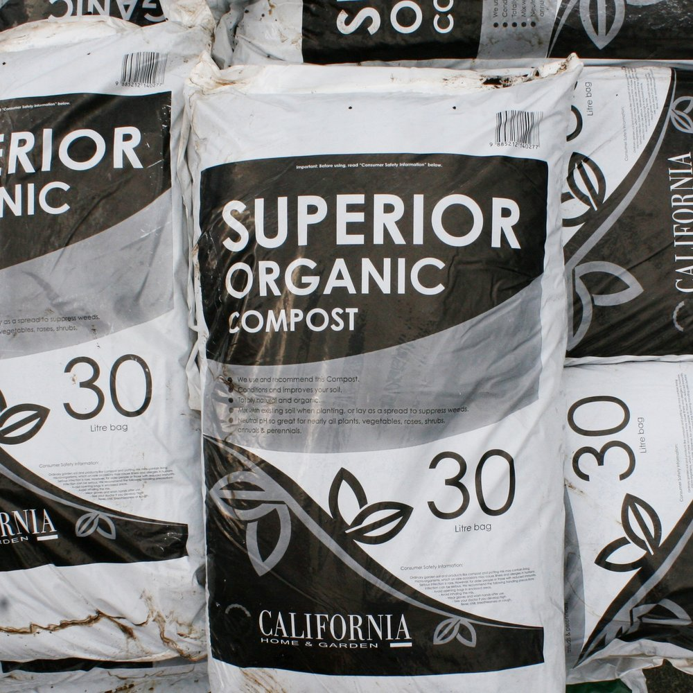 Organic Compost3 for $22 -