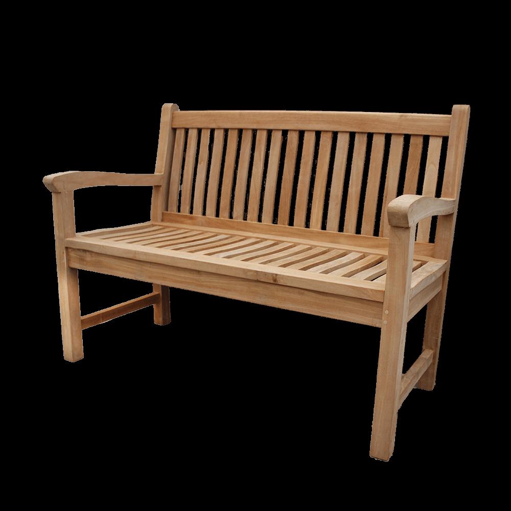 English Garden Bench — California Home and Garden