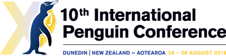 10th International Penguin Conference, 24-28 August 2019, Dunedin, New Zealand
