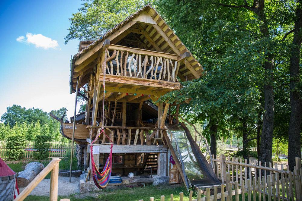 JACOB'S HOUSE -