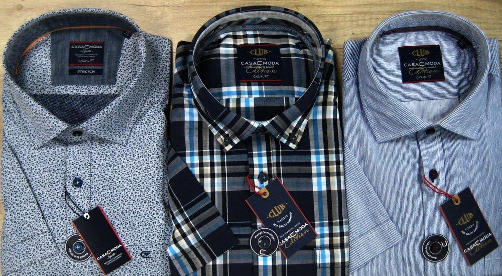 Shirts by Casa Moda -