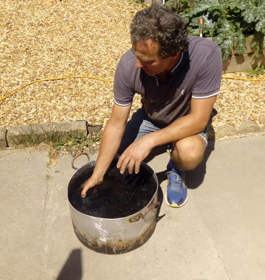 Richard Gibson....... - has 20 years experience as a practicing ceramicist, sculptor, project manager, lecturer and events leader. He has gained national exposure for his work and exhibited internationally.Return to workshopsReturn to meet our tutors