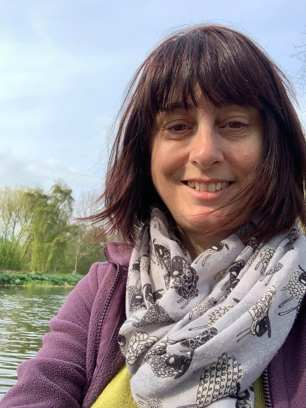 Maria Needham.......... - Our resident Florist has a wealth of experience in floristry, craft and running a creative business, she is always happy to share her experiences and is founder of the 'The Lodge Flower and Craft School'Return to WorkshopsReturn to Meet our Tutors
