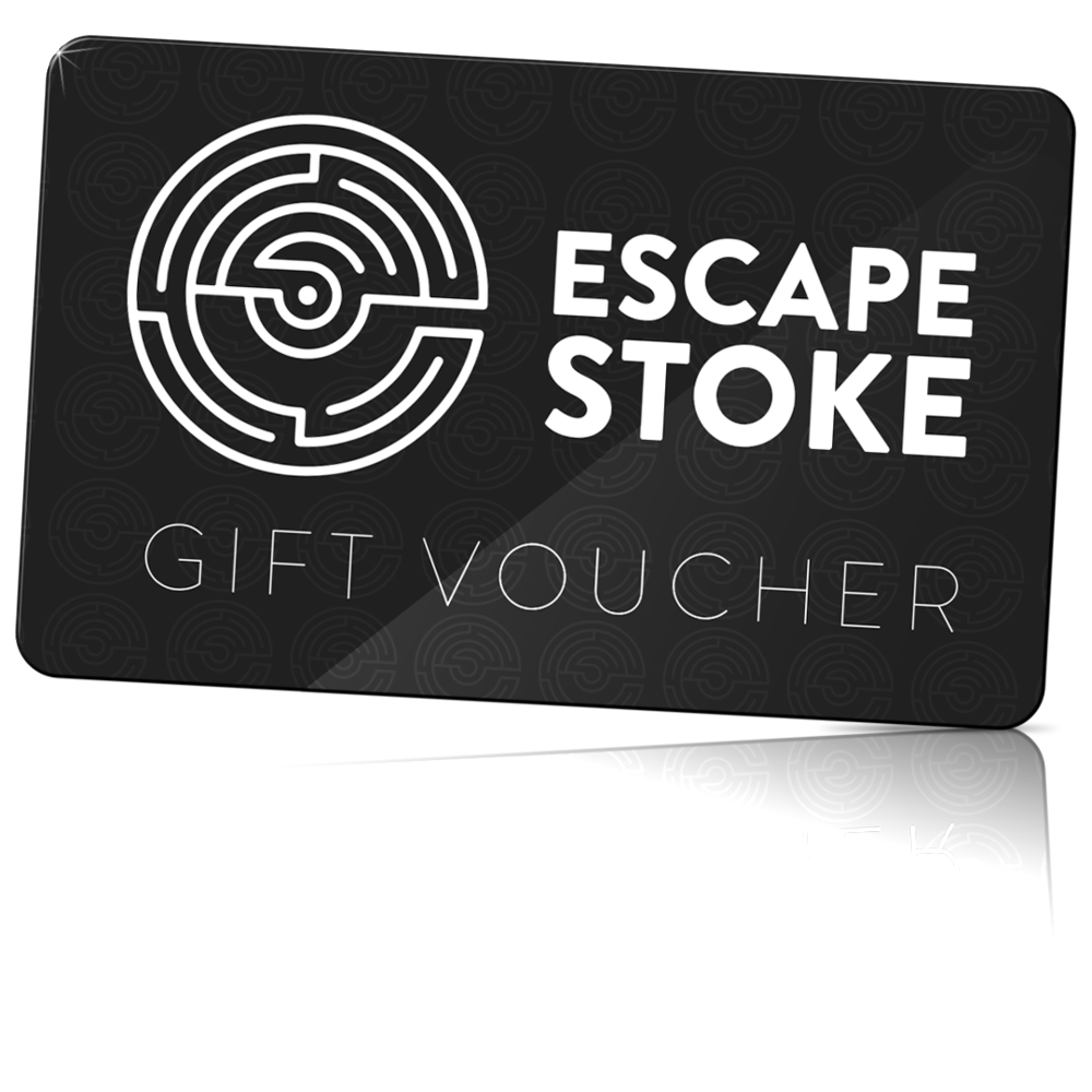 gift vouchers - Send your friends and family the greatest escape with our gift vouchers.Our gift cards allow you to book any game at any time per person. A gift card will be sent to the purchaser, ready to be gifted to a friend or family member..