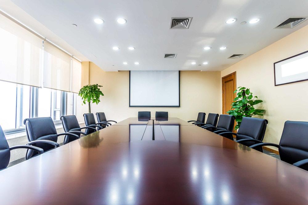 Boardroom AV Installations