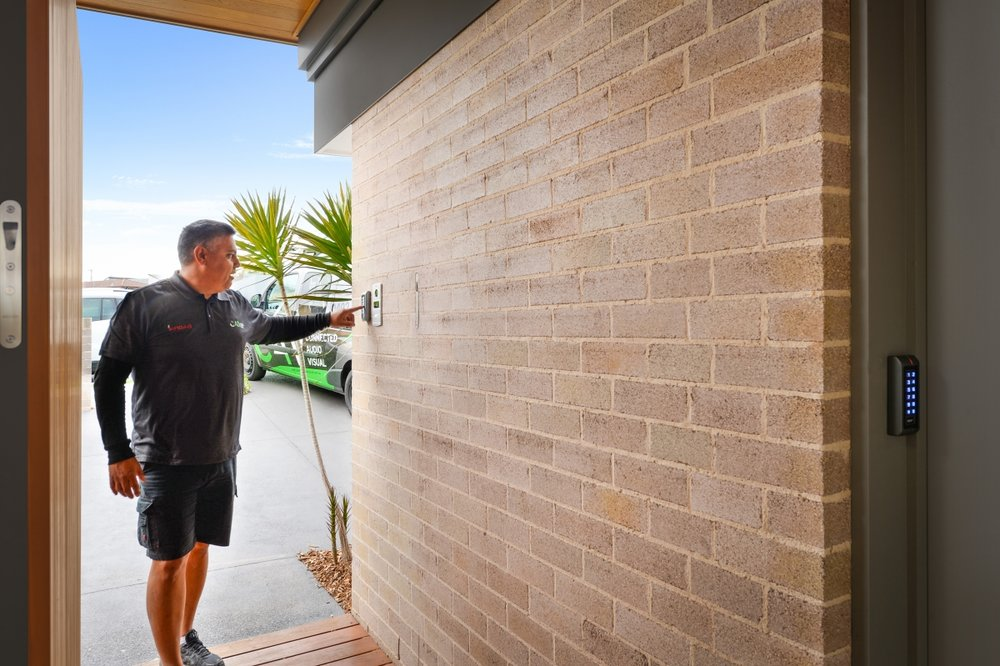 Access Control System Installer