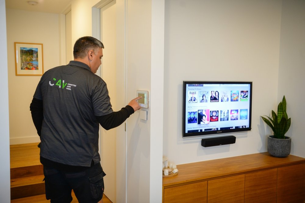 Residential Access Control Systems Installation