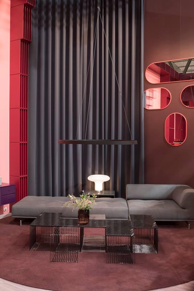 Expozice byla oceněna cenou Frame v kategorii Nejlepší využití barvy.