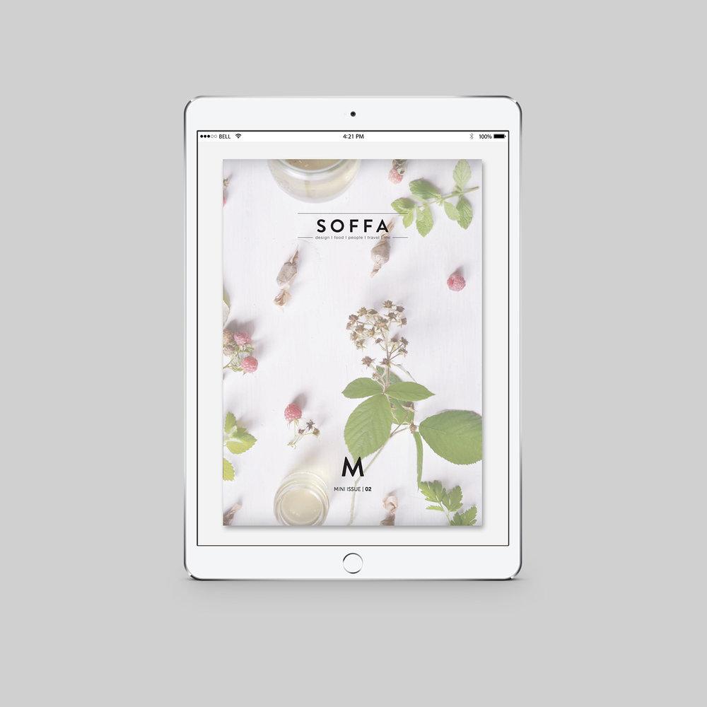 SOFFA MINI 02  e-magazín, zdarma ke čtení