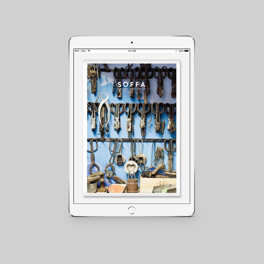 SOFFA MINI 11  e-magazín, zdarma ke čtení