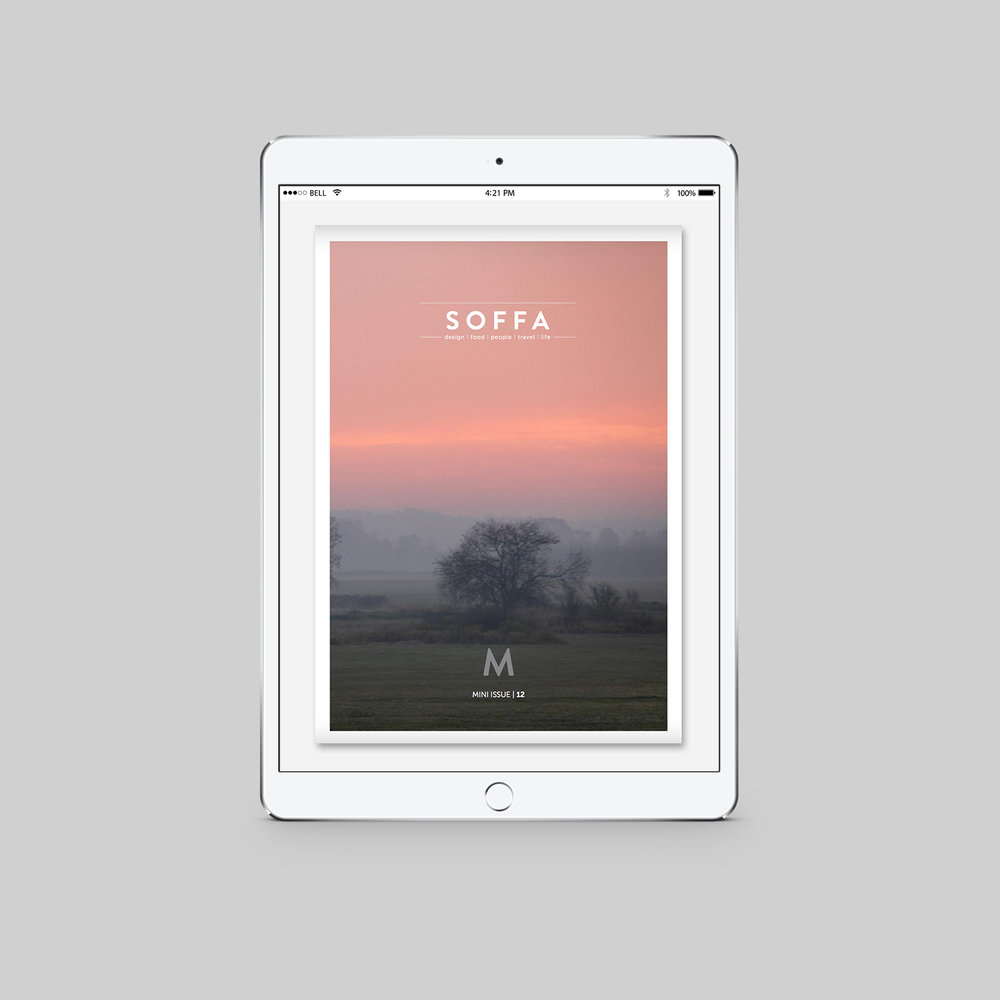 SOFFA MINI 12  e-magazín, zdarma ke čtení