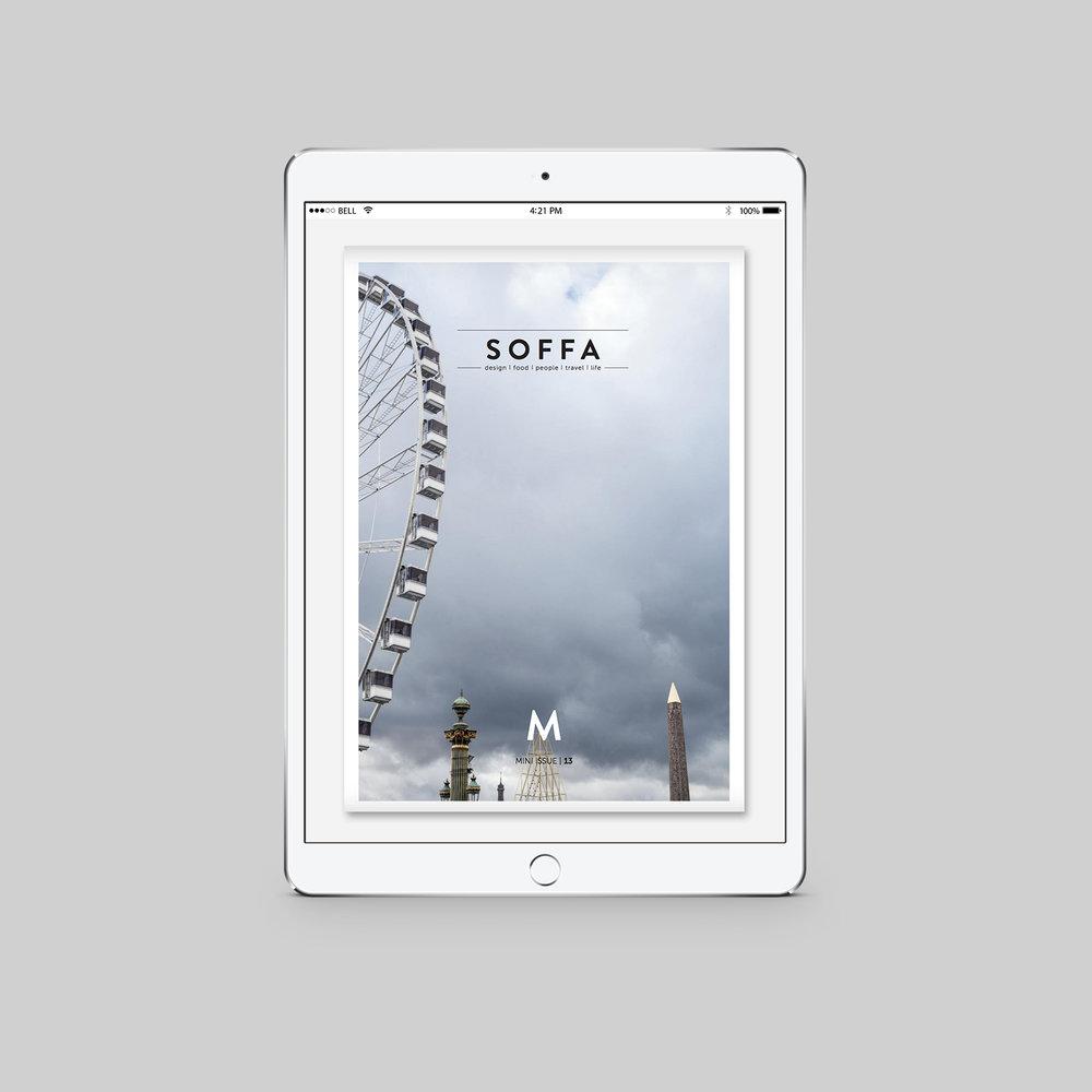 SOFFA MINI 13  e-magazín, zdarma ke čtení