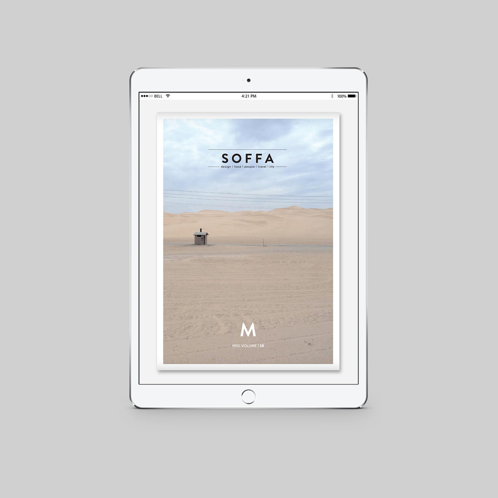 SOFFA MINI 16  e-magazín, zdarma ke čtení