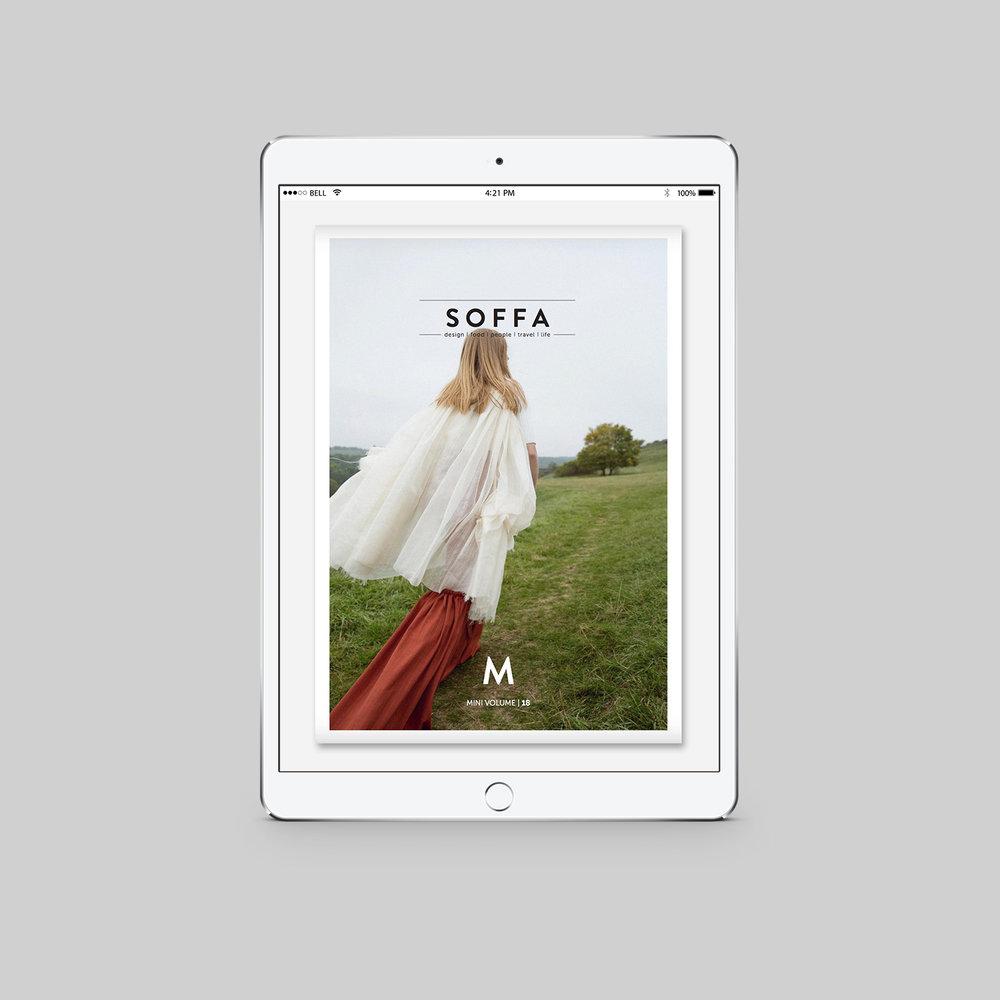SOFFA MINI 18  e-magazín, zdarma ke čtení