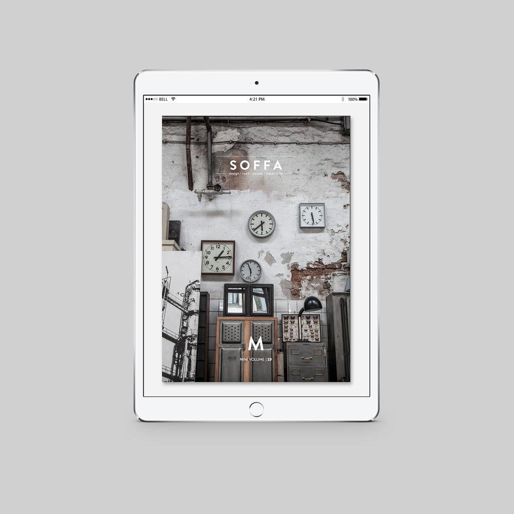 SOFFA MINI 19  e-magazín, zdarma ke čtení
