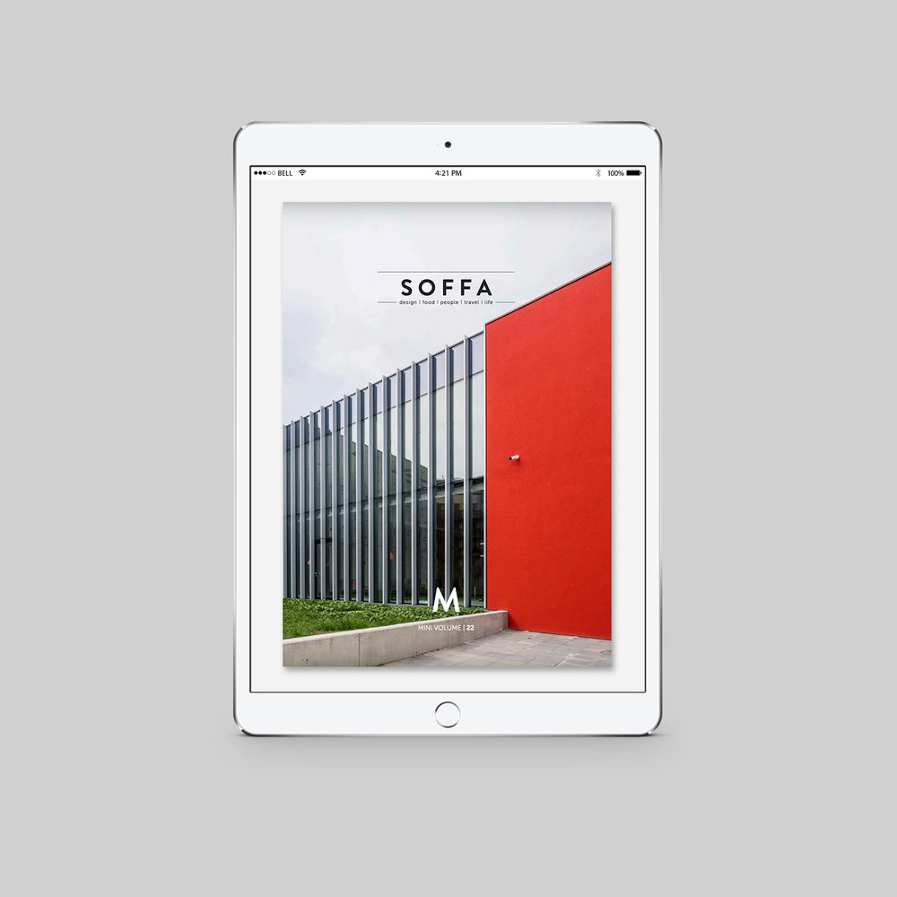 SOFFA MINI 22  e-magazín, zdarma ke čtení