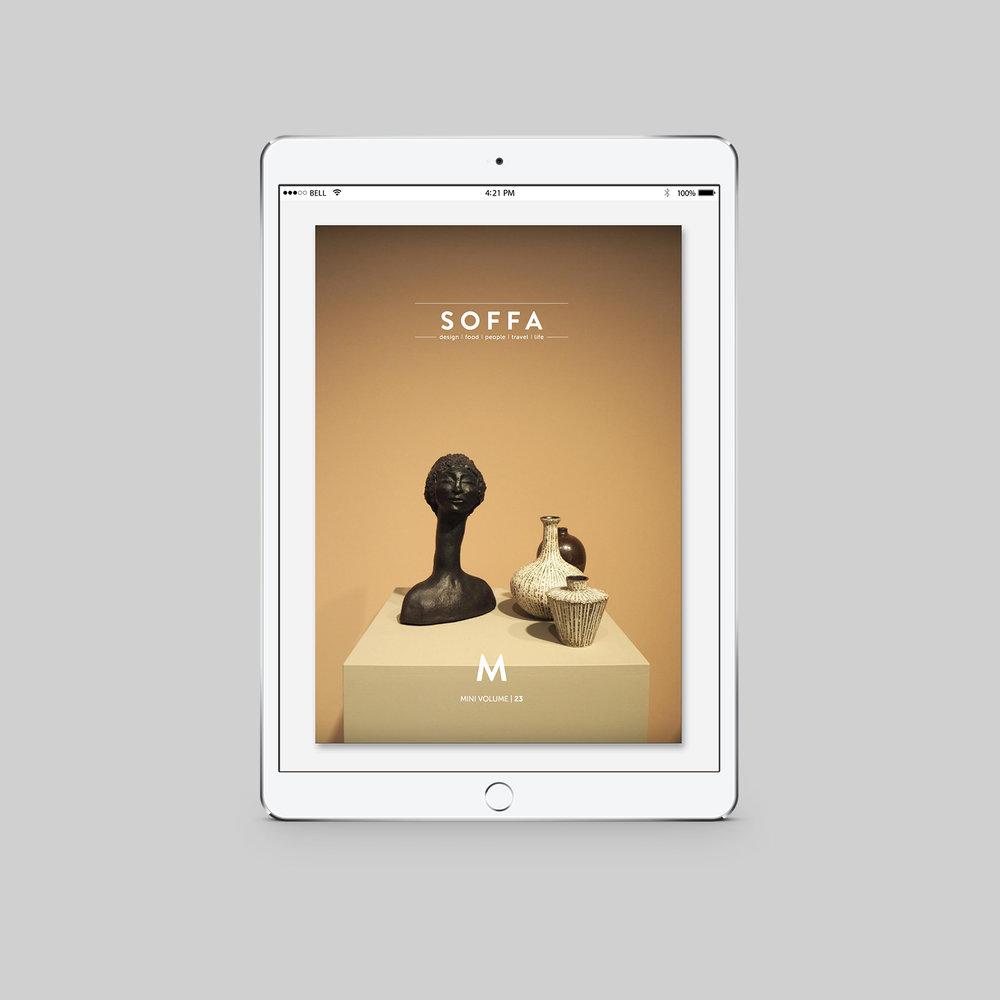 SOFFA MINI 23  e-magazín, zdarma ke čtení