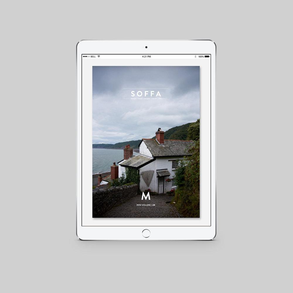 SOFFA MINI 24  e-magazín, zdarma ke čtení
