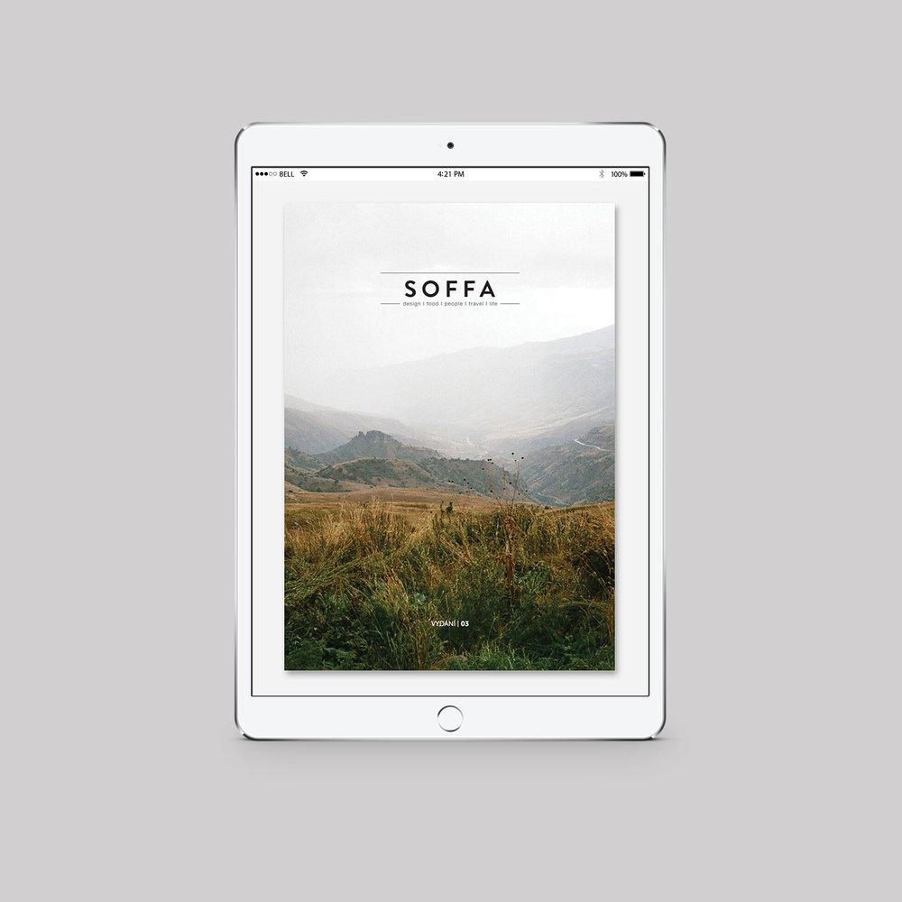 SOFFA 03 / BLÍZKO PŘÍRODĚ  e-magazín, zdarma ke čtení