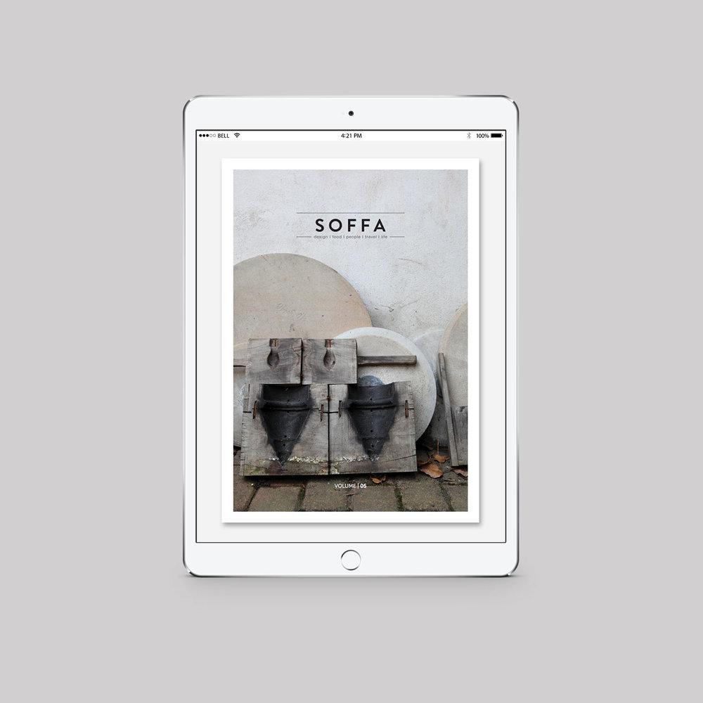 SOFFA 05 / MATERIÁLY  e-magazín, zdarma ke čtení