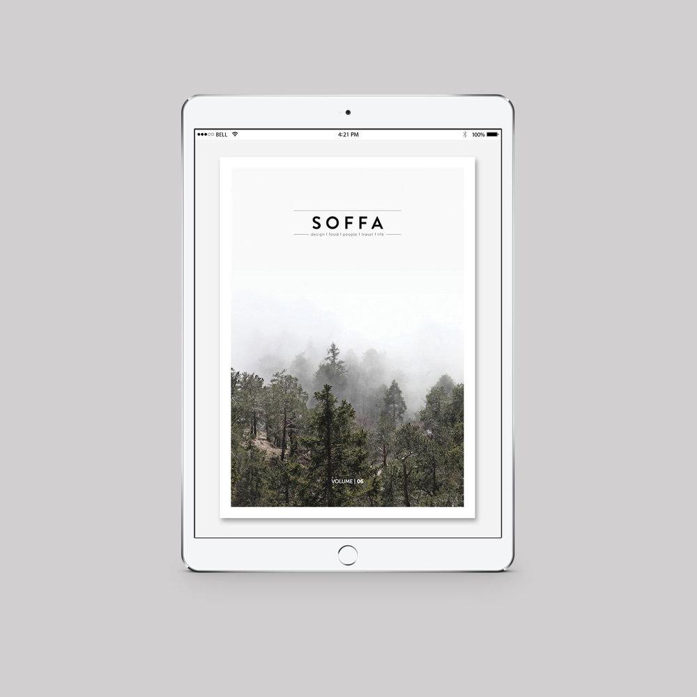 SOFFA 06 / POHÁDKY  e-magazín, zdarma ke čtení