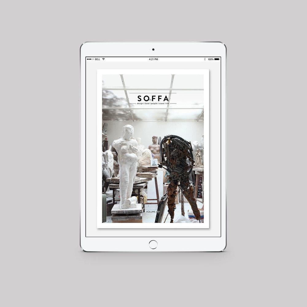 SOFFA 07 / VÝTVARNÉ UMĚNÍ  tištěné vydání, zdarma ke čtení