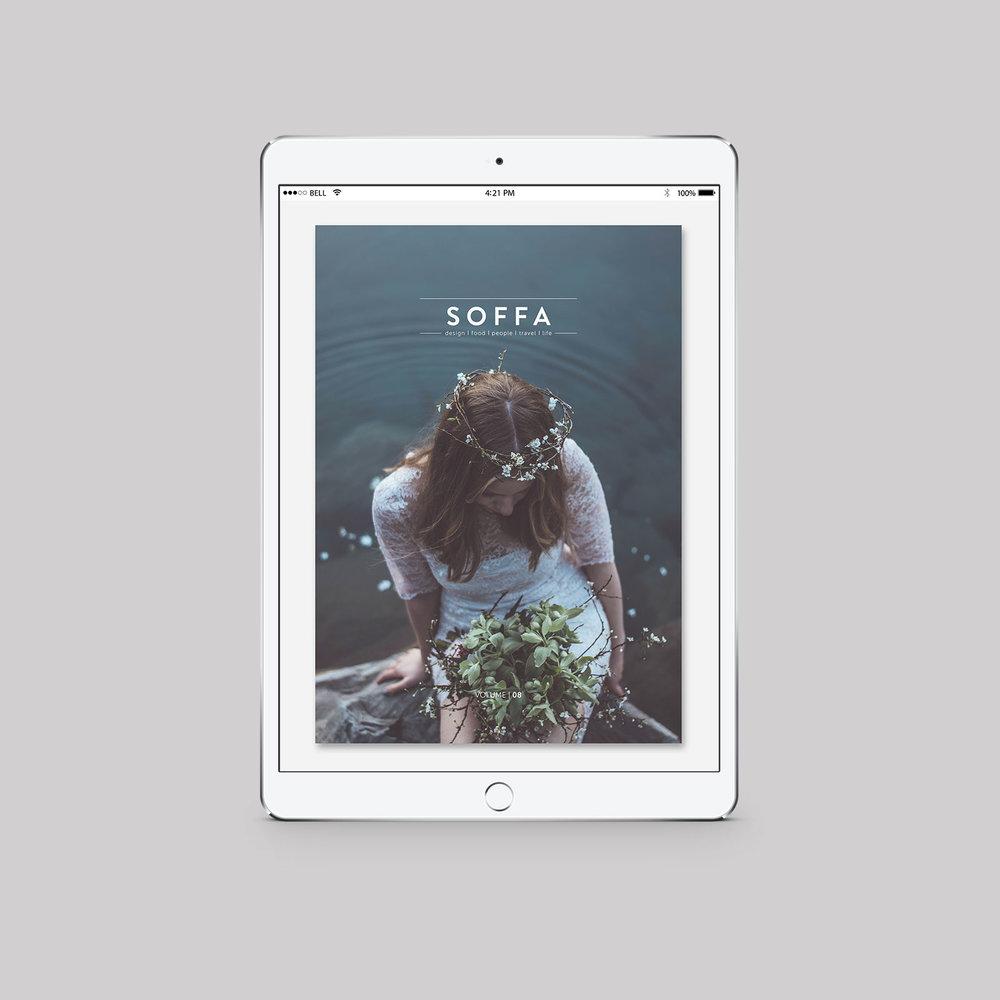 SOFFA 08 / LIDSKÉ SMYSLY  tištěné vydání, zdarma ke čtení