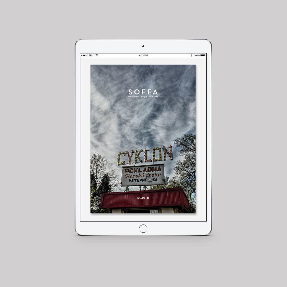 SOFFA 10 / VĚČNÉ MLÁDÍ  tištěné vydání, zdarma ke čtení