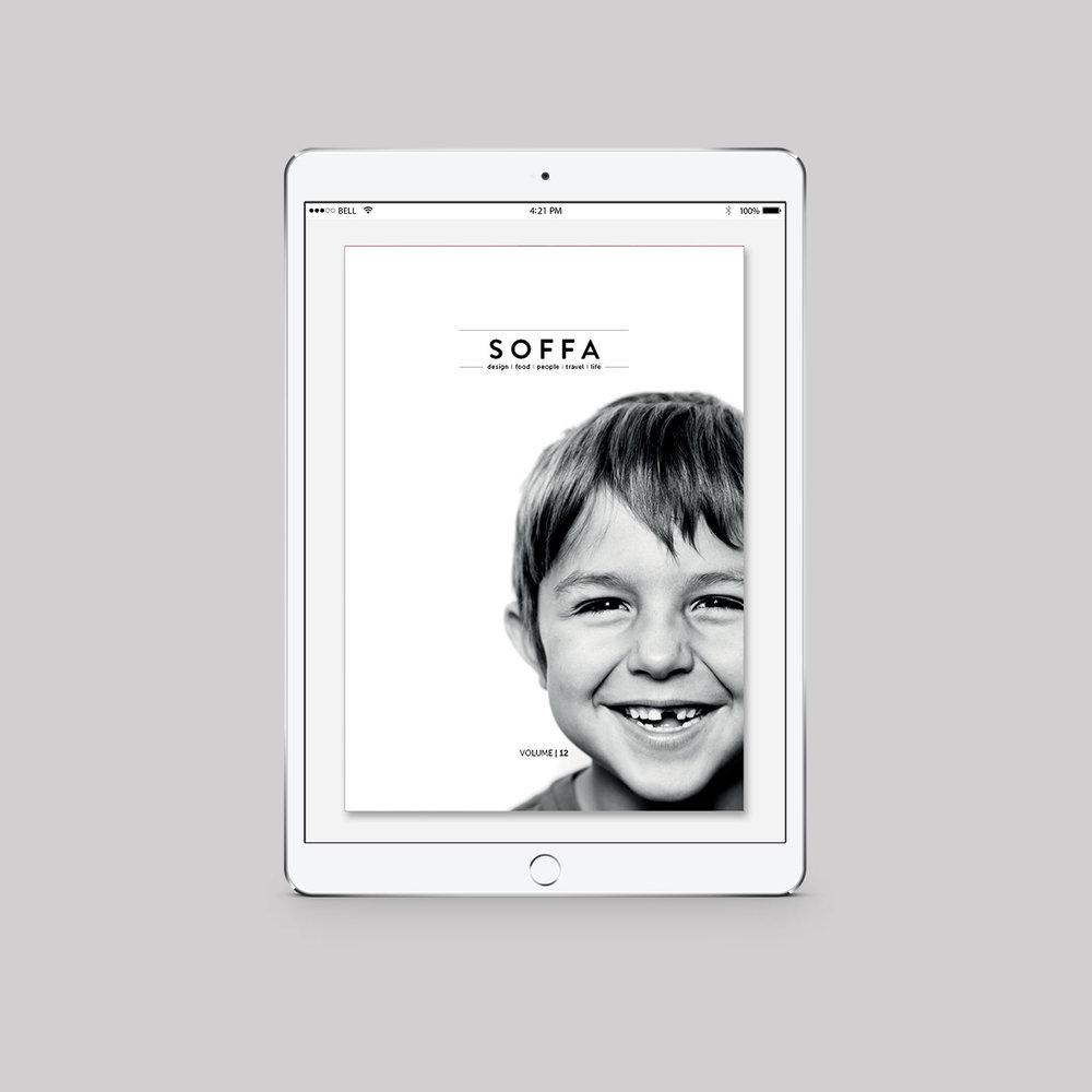 SOFFA 12 / POTĚŠENÍ  tištěné vydání, zdarma ke čtení