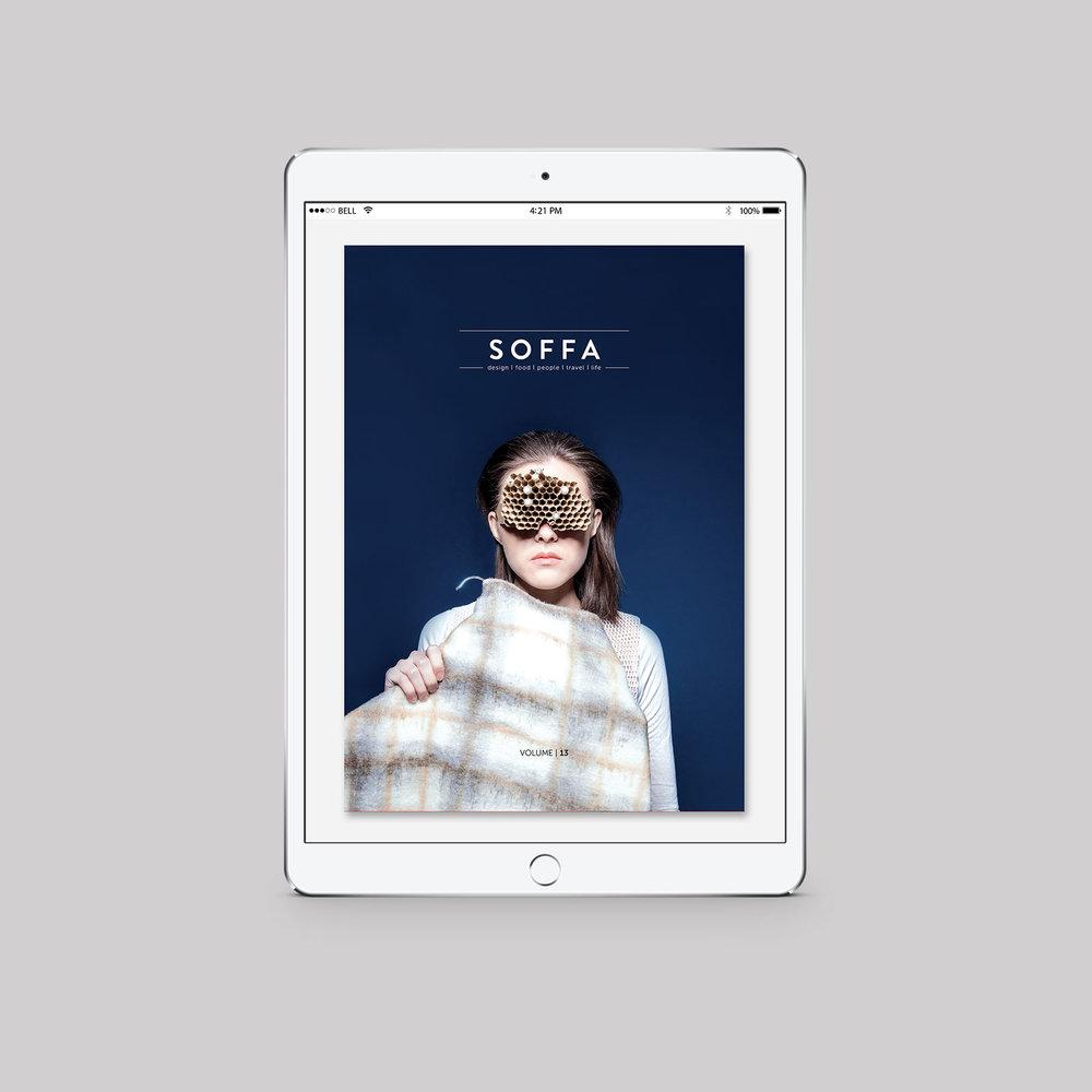 SOFFA 13 / TĚLO  tištěné vydání, zdarma ke čtení
