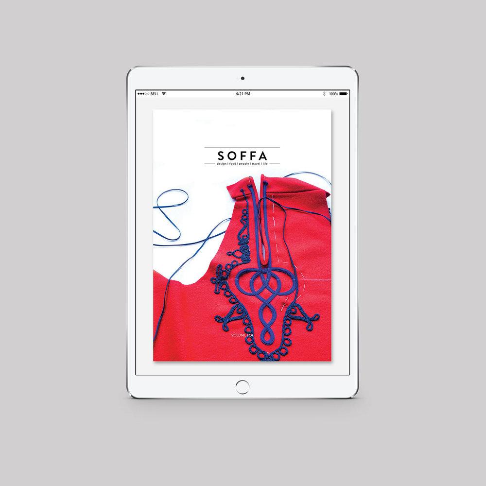 SOFFA 14 / TRADICE  tištěné vydání, zdarma ke čtení
