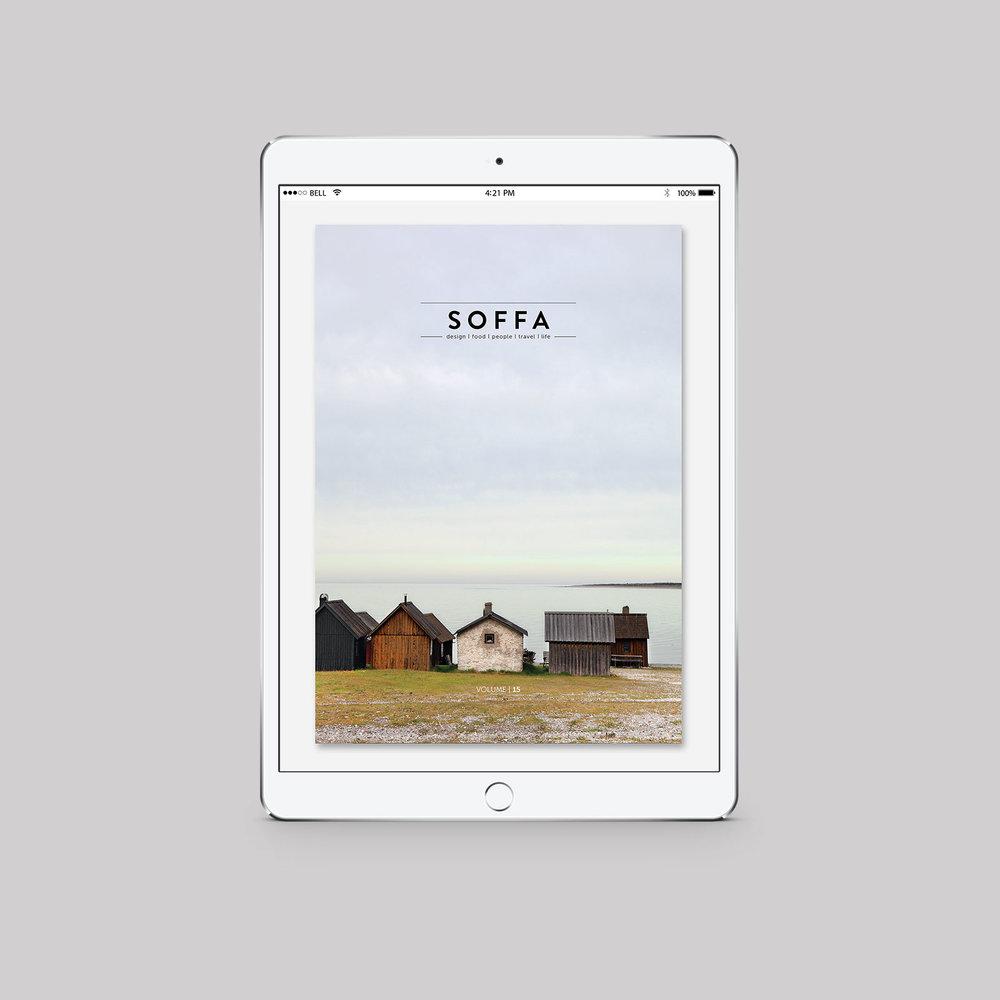SOFFA 15 / FILM  tištěné vydání, zdarma ke čtení
