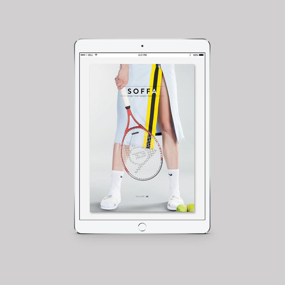SOFFA 16 / SPORT  online verze, zdarma ke čtení