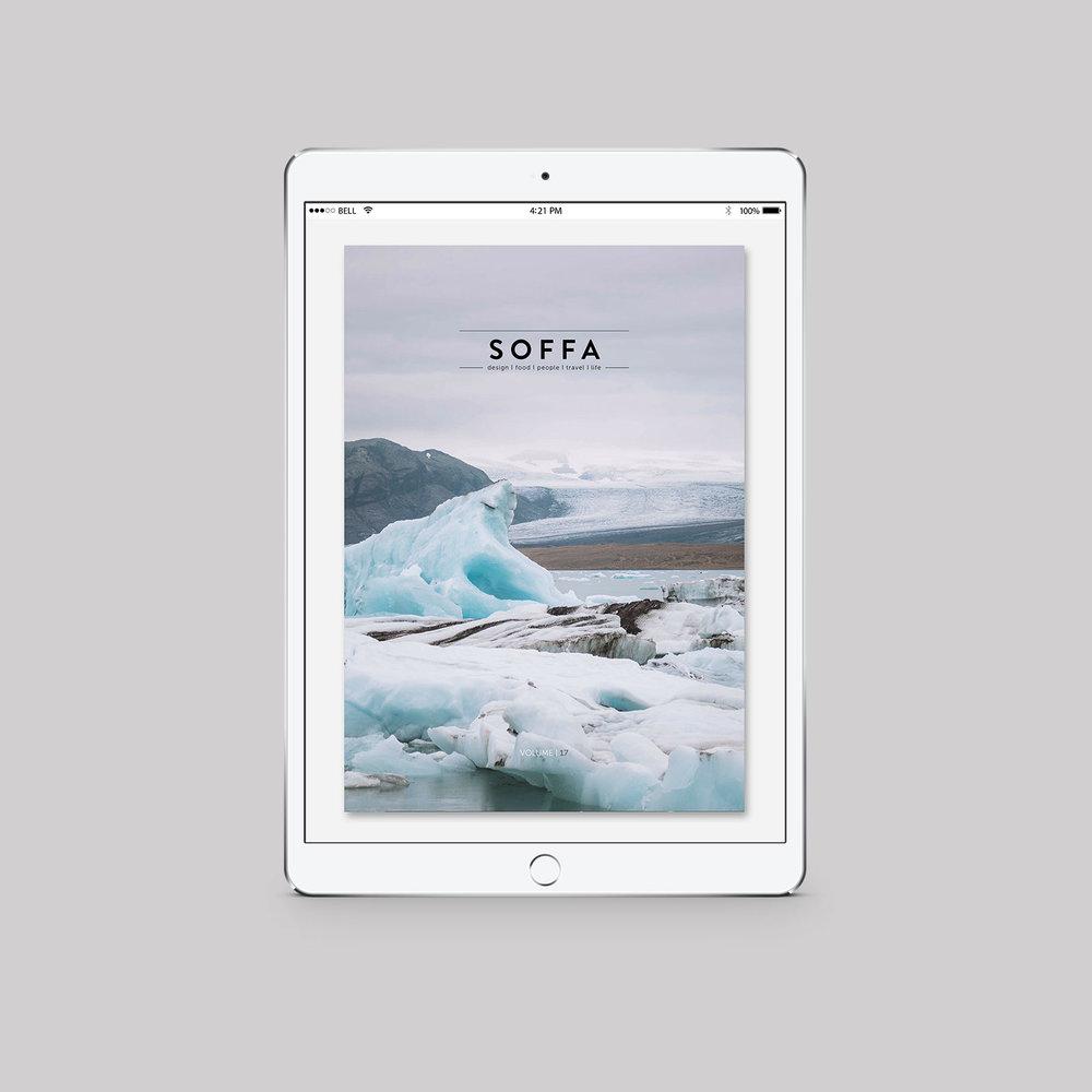 SOFFA 17 / ŽIVLY  tištěné vydání, zdarma ke čtení