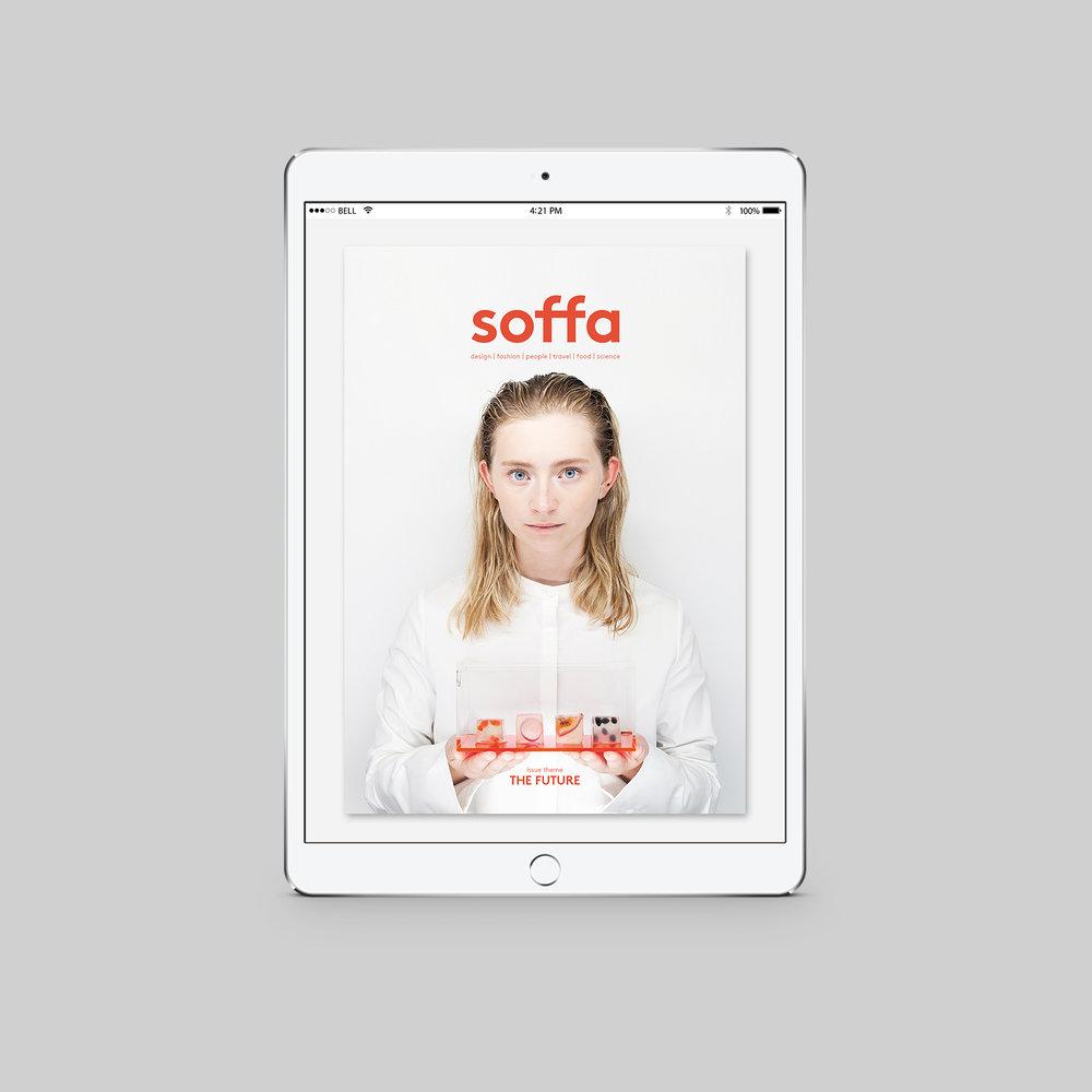 Soffa 25 / BUDOUCNOST  tištěné vydání, 2.49 €