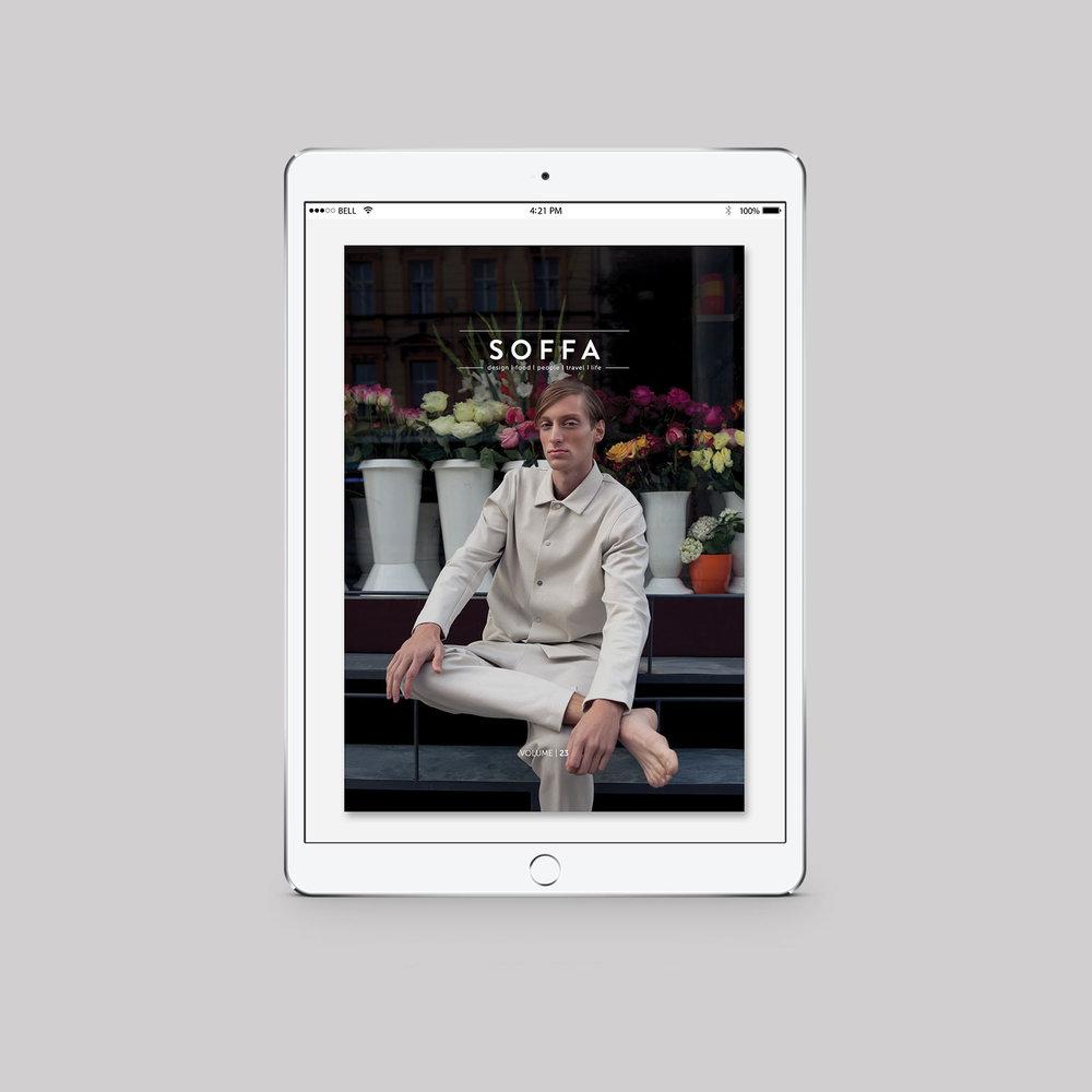 SOFFA 23 / KRÁSA  tištěné vydání, 2.49 €