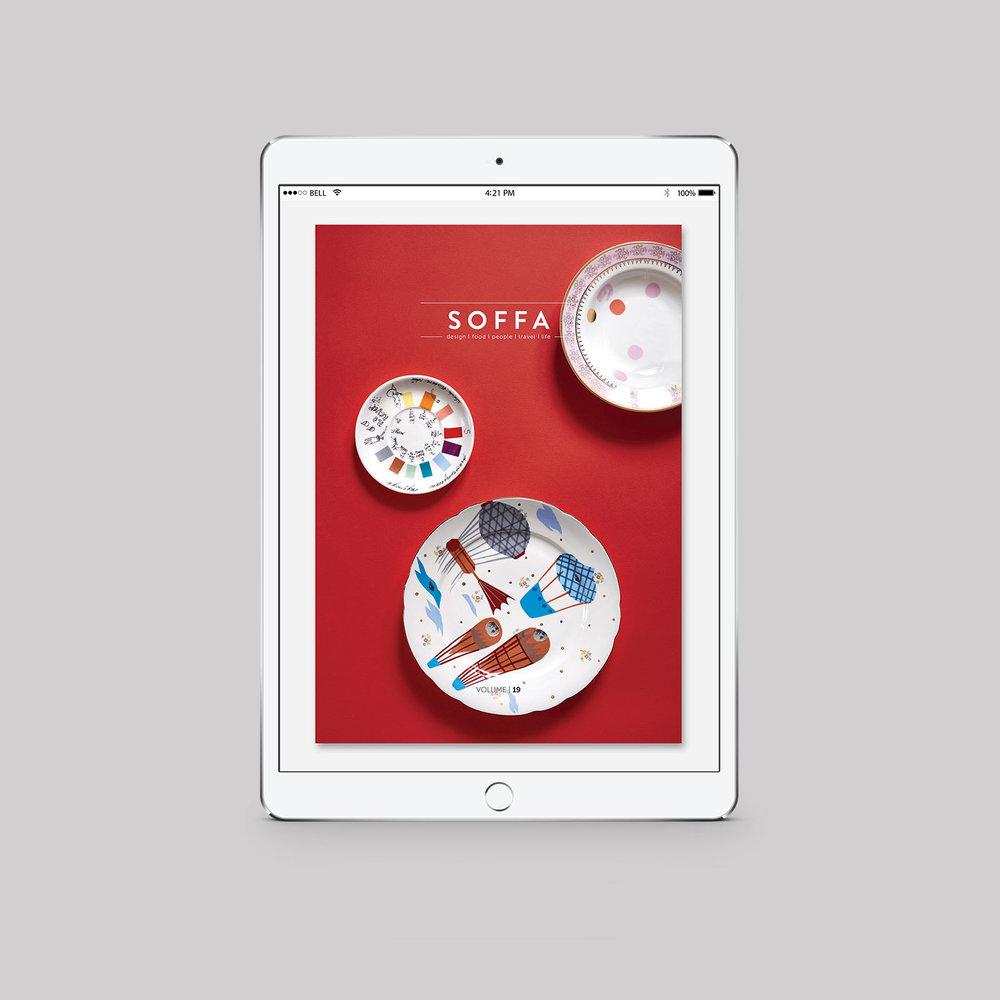 SOFFA 19 / GENERACE  tištěné vydání, 2.49 €