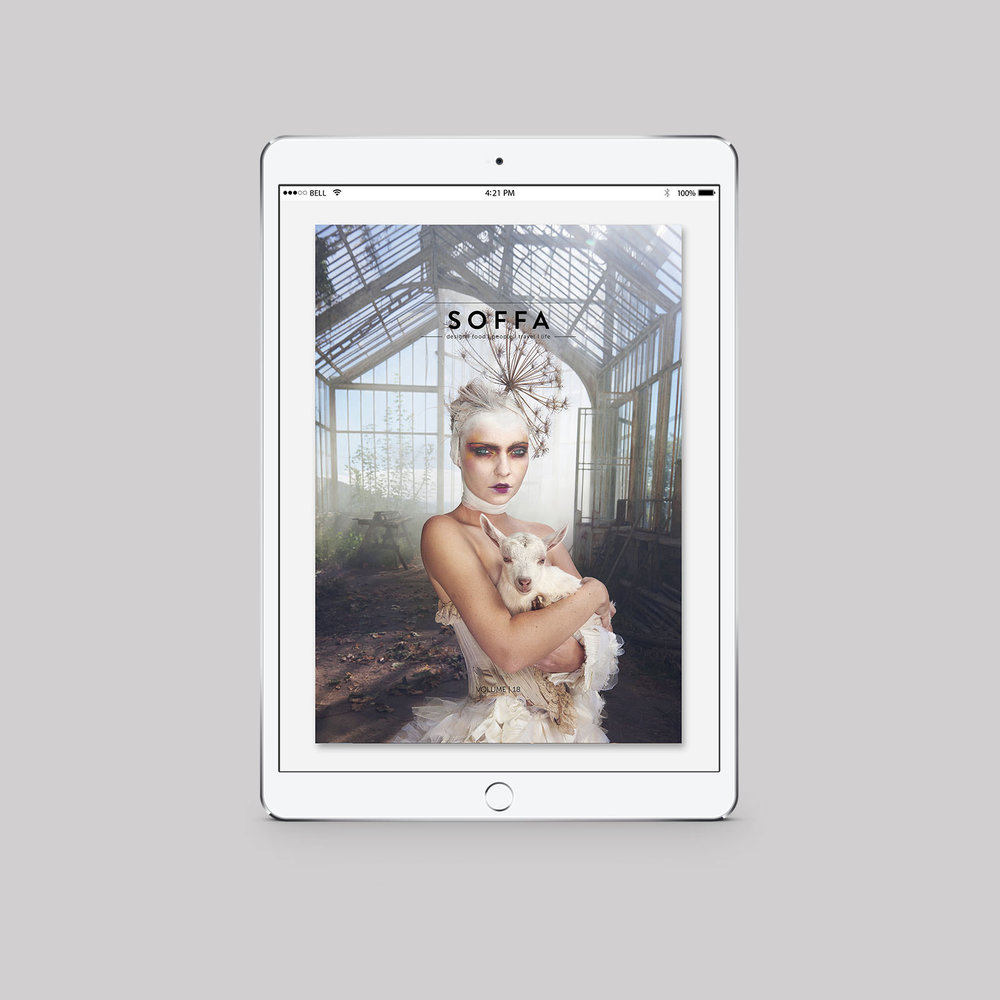 SOFFA 18 / BAROKO  tištěné vydání, 2.49 €