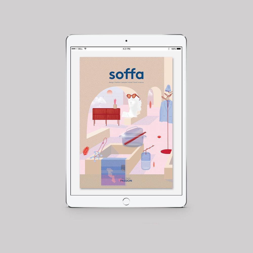 Soffa 26 / VÁŠEŇ  tištěné vydání, 2.49 €