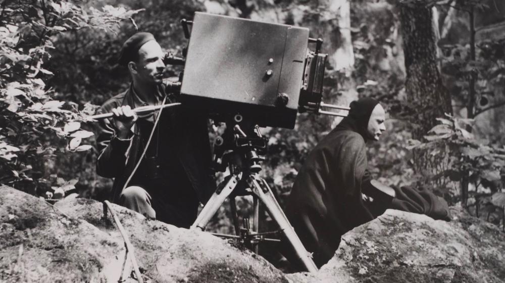 Bergman Det sjunde inseglet