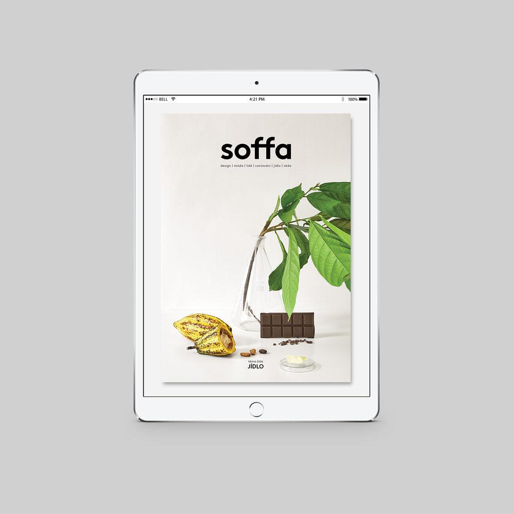 Soffa 27 / JÍDLO  tištěné vydání, 2.49 €