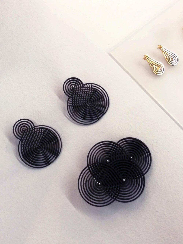 Šperky od Karin Heimberg, Německo