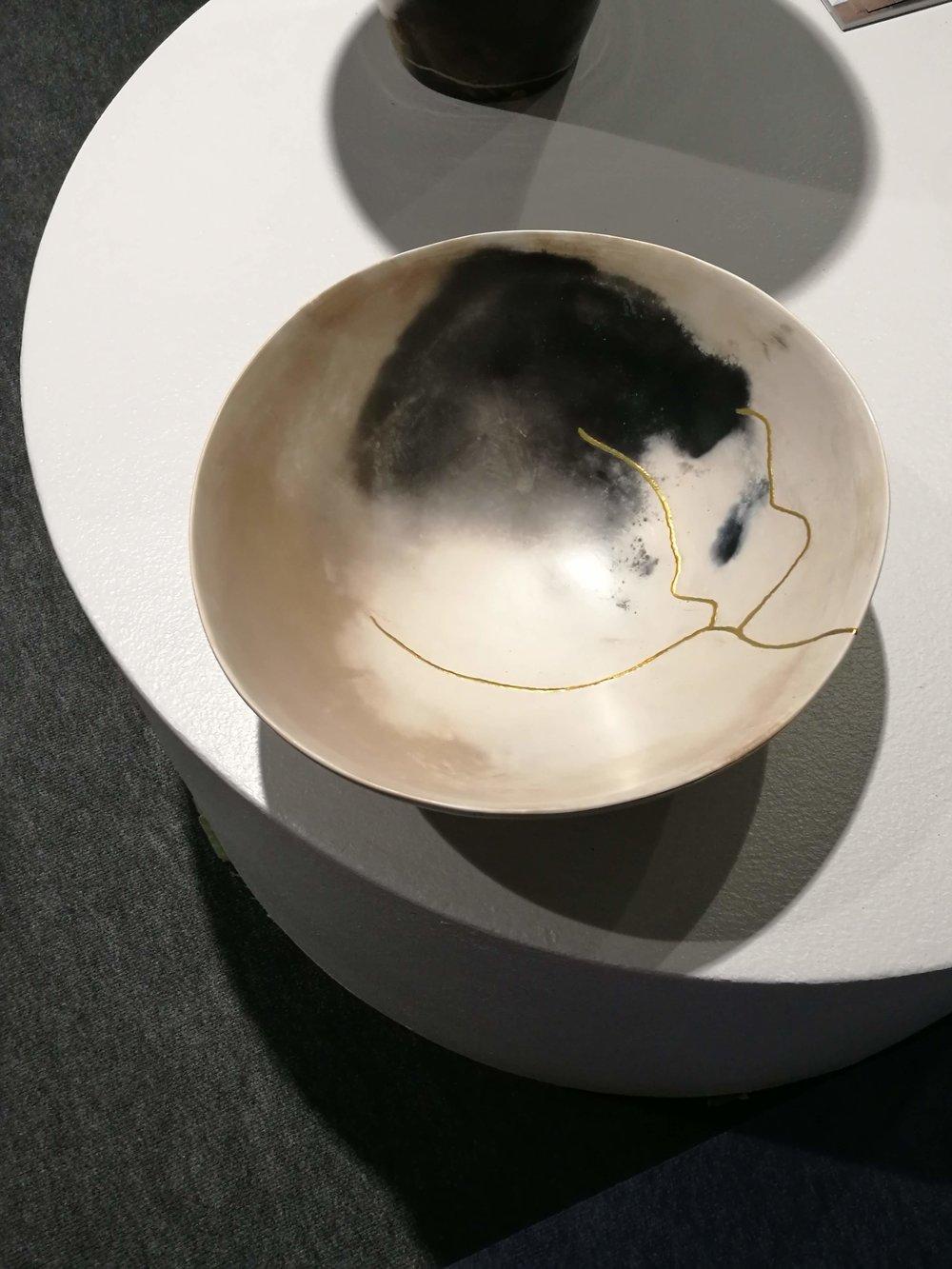 Keramika od Marie Annick Le Blanc, Německo
